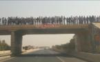 Autoroute à péage : L'ultime hommage des populations à Sidy Lamine Niasse