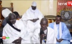 """Inauguration de l'autoroute """"Ila Touba"""": le Khalife général des mourides appelle les Talibés à la mobilisation"""