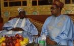 Photos : Les condoléances de Serigne Bass Abdou Khadre à la famille de Sidy Lamine Niass