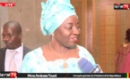 Vidéo : Aminata Touré se prononce sur le projet Rahma de Marième Faye Sall