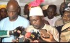 Saint Louis : Le ministre Oumar Guèye tient un CRD su le dragage de la brèche avec les acteurs