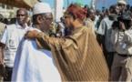 Urgent : Macky Sall chez Sidy Lamine Niasse et Ahmeth Khalifa Niasse
