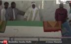 Léona Niassène: Le Khalife de Sagne Bambara prie sur la tombe de Sidy Lamine Niass et lui rend un vibrant hommage