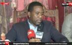 """Vidéo - Bougane Guèye Dany : """"La vie de Sidy Lamine Niasse a été utile pour l'Islam et le Sénégal"""""""