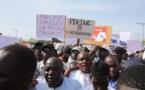 Manifestation: L'opposition reporte sa grande marche