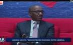 """Talk de Sentv - Abdoul Mbaye: """"Reconstruire ensemble notre Sénégal"""""""