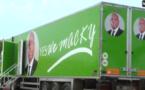 Vidéo - Découvrez l'impressionnante logistique acquise par Baye Ciss pour la Présidentielle de 2019