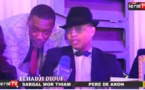 """Vidéo - El Hadji Diouf : """"En honorant son père, Akon a célébré les valeurs de la famille africaine"""""""
