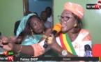 Vidéo : Les députées Fatma Diop et Fatou Kiné Mbaye se donnent en spectacle à Mbacké devant Matar Bâ