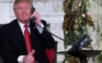 VIDEO - Il n'y a que Trump pour faire une remarque pareille à un enfant le soir de Noël