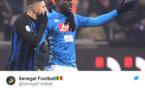 Victime de cris racistes contre l'Inter Milan : Kalidou Koulibaly réagit : « je suis fier de la couleur… »