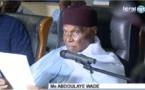 "Vidéo souvenir - Abdoulaye Wade : ""Ma wakhone waxète"""