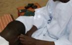 Photos : Pape Diogaye Faye, le DG de Direct info s'affiche avec son marabout Serigne Cheikh Saliou Mbacké