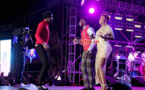PHOTOS - Wally Seck, Pama Dieng et Sabel « explosent » le Grand Théâtre
