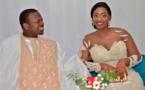 Photos : Clédor Sall, le fils d'Aïssata Tall Sall s'est marié avec une belle nymphe