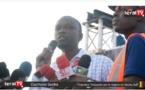 """Vidéo - Ousmane Sonko : """"Macky Sall, c'est 7 ans de gouvernance méchante et de mensonges d'Etat"""""""