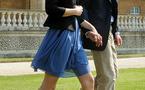 Will et Kate partent en lune de miel.