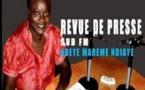 Revue de presse (Wolof) Sud fm du vendredi 11 janvier 2019 par Ndèye Marème NDIAYE