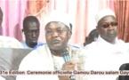 Vidéo - 31éme édition du Gamou Darou salam Gaye : Le discours du ministre de la pêche Oumar Guèye