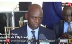 """Vidéo - Mansour Faye : """"Avec le TER, il faut saluer le courage et la vision du président Macky Sall"""""""