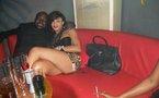 Photos : Le mannequin Adja Ndoye avec son copain, alcool, champagne et boissons à gogo
