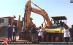 Vidéo : Le PM Dionne lance les travaux du tronçon Kaffrine-Nganda dans le Ndoucoumane