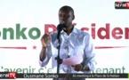"""Vidéo - Ousmane Sonko : """"Le Sénégal s'achemine vers un grand rendez-vous avec son histoire le 24 février 2019"""""""