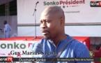 """Vidéo - Guy Marie Sagna : """"Ousmane Sonko est notre frère de combat contre la dictature du FMI et du Franc CFA"""""""