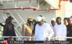 Vidéo : Macky Sall a lancé officiellement les travaux de dragage du port de Kaolack