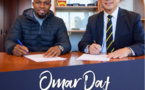 Omar Daf prolonge (officiel)