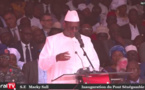 VIDEO - Inauguration du Pont de Farafégné: Quand Macky Sall remercie le Président Barrow en mandingue
