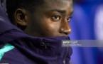 Moussa Wagué (Barça B) prend quatre matches de suspension pour avoir frappé un spectateur