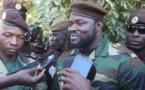 Vidéo : Regardez Eumeu Sène dans l'armée à six mois de son combat contre Mod'Lô