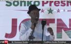 """VIDEO - Ousmane Sonko: """"C'est à partir de Kaolack qu'on pourra développer le Sénégal"""""""