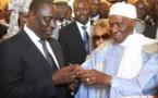 """Abdoulaye Wade """"prédit"""" la victoire de Macky Sall ( Exclusivité leral )"""