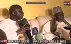 VIDEO - Présidentielle 2019: Idrissa Seck sollicite les prières du Khalifr de Médina Baye