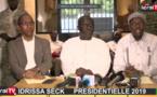 VIDEO - Depuis Sokone, Idrissa Seck signe la plateforme de réformes pour améliorer la bonne gouvernance