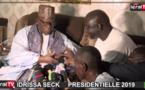 VIDEO - Présidentielle 2019: Le Khalife de Léona Niassène prie pour Idrissa Seck