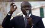 "VIDEO - Depuis Kaffrine, Idy tacle Macky Sall :""Le Sénégal ne s'arrête pas à Diamniadio"""