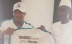Photos : Mamour Diallo et El Hadji Diouf pour la réélection du Président Macky Sall dès le 1er tour