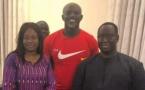 Balla Gaye 2 dans le cortège de Macky Sall en Casamance