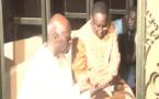 VIDEO - Porokhane: Quand Macky Sall se recueille au mausolée de Mame Sokhna Diarra