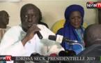 """VIDEO - Idrissa Seck : """"La paix en Casamance sera une priorité absolue de mon gouvernement, si je suis élu"""""""