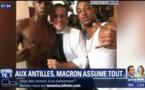 Photo - Brigitte Macron : ce cliché de son mari Emmanuel Macron qui l'a mise hors d'elle