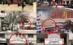 Carte postale: En 2000, Dakar sera comme...Paris !