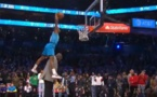 VIDEO - NBA All Star Game : le dunk légendaire d'Hamidou Diallo au-dessus des 2,16 mètres de Shaquille O'Neal !
