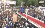 Vidéo: Revivez les temps forts du méga meeting du candidat Macky Sall à Thiès