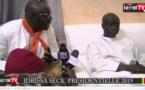 VIDEO - Campagne électorale : Idrissa Seck au daara de Koki pour recueillir des prières