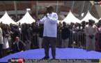 VIDEO - A Pikine, Macky Sall promet un centre de formation professionnelle dans chaque département
