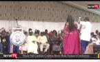 Meeting à Guédiawaye : Viviane Chidid chante Macky Sall et Marième Faye